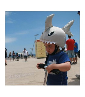 Funda Universal Cubre Cascos Tiburón