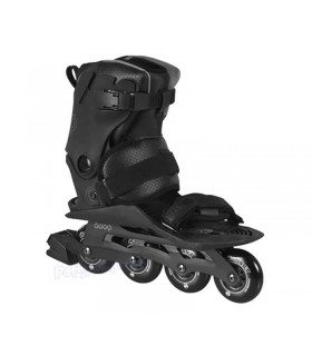 Patines Fitness PS Doop Rental Negro Adulto
