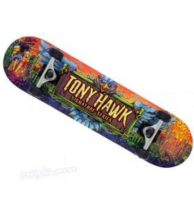"Skateboard Completo Tony Hawk SS 360 Apocalypse Multi 8"""