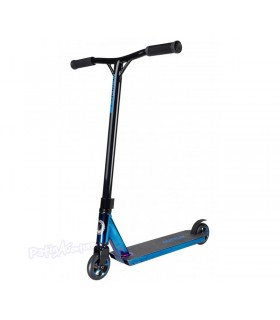Patinete Scooter Freestyle Blazer Pro Outrun 2 FX Blue Chrome 500mm