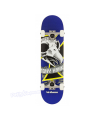 """Mini Skateboard Completo Oversized Skull 28.2 x 7.25"""""""