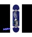 "Skateboard Completo Birdhouse Stage 1 Full Skull 2 Azul 7.5 x 31"""