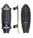 Surfskate Carver Mindless Fishtail Negro