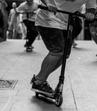 PATINETES O SCOOTERS